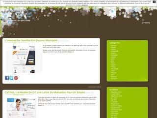 Blog articles en ligne