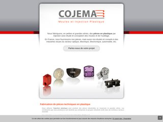 Cojema - Moulage par injection