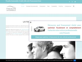 Optimisation de la fiscalité automobile