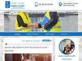 Votre avocate en droit du travail à Marseille