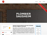 Plombier Sausheim