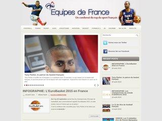 EDF : news sur le parcours des sportifs de France