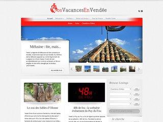 Vacances en Vendée
