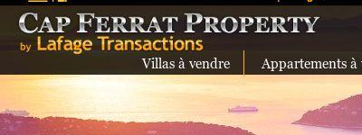 Lafage Saint Jean Cap Ferrat