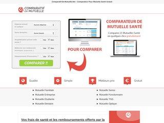 Comparatif de mutuelle en ligne