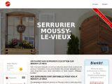 Serrurier Moussy-le-vieux