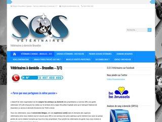 SOS Vétérinaires Bruxelles