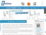 Interima, offre d'emploi pour séniors