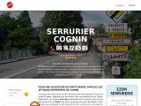 Serrurier Cognin