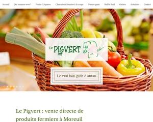 Pigvert : Légumes frais, charcuterie - Somme (80)