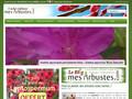 Mes Arbustes, vente de plantes en ligne