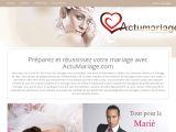 Actu-Mariage le guide du mariage