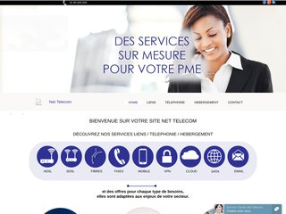 Téléphonie sur IP d'entreprise