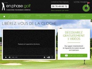 Devenez expert au golf