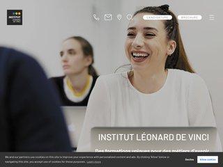 Institut Leonard De Vinci   MBA spécialisés et Formation continue
