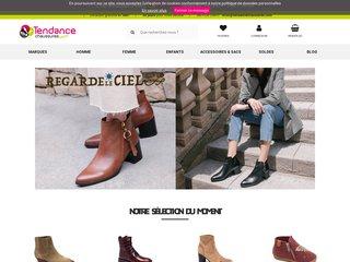 Tendance Chaussures