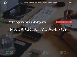 Agence WEB à Madagascar