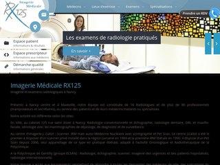 radiologie nancy : cabinet médical rx125