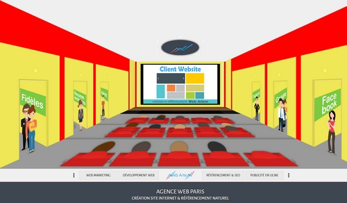 Web Artem: création site internet Paris