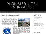 Plombier Vitry sur Seine