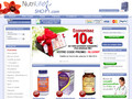 Le marchand en ligne Nutrilifeshop