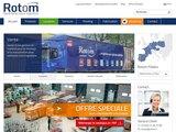 Rotom - Matériel de manutention et de stockage