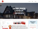Serrurier Lisieux WebServiceMarketing