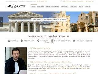 Avocat immobilier Nîmes, Arles : Me PARA