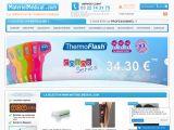 Boutique en ligne matériel médical