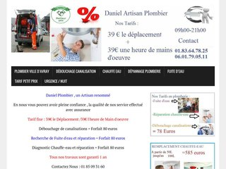 Plombier  Ville-d'Avray