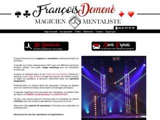 Magicien Bordeaux La Rochelle