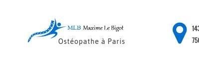 Cabinet d'ostéopathie pour sportif à Paris