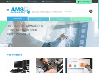 Dépannage informatique Alsace Micro Services