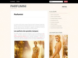 L'actualité du parfum avec Parfumini