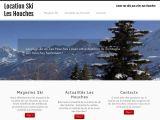 Louez sur internet vos skis pour les houches