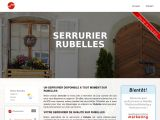 Serrurier Rubelles