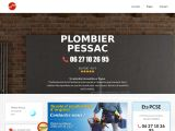 Plombier Pessac