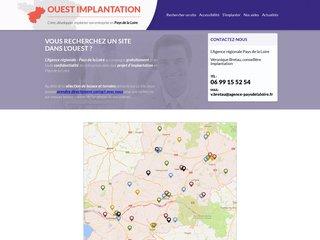 Terrains et bureaux à Angers avec Ouest Implantation