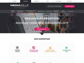 Agence de référencement - Mediaveille