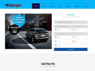 Groupe Pratique maroc location de voiture