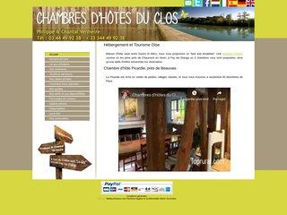 Chambres d'hôtes le Clos