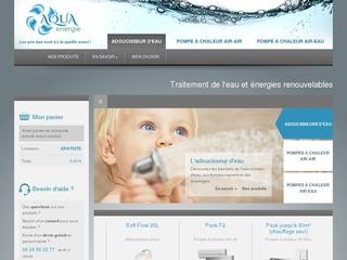 Aqua énergie : chauffage et climatisation par pompe à chaleur