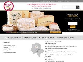 La Passion du Fromage : Vente de fromages de vache AOC -Beaufort d'Eté, Brie de Meaux...)