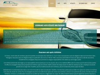 Devis d'assurance auto pour résiliation
