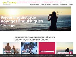 Boa Lingua France - Cours Spécialisé