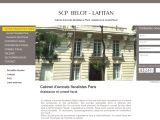 Cabinet d'avocats fiscalistes Paris