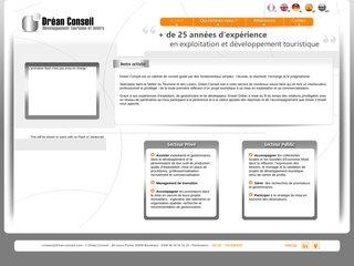Drean Conseil développement touristique