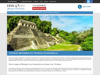 Vacances Mexique et Guatemala - Vivatours