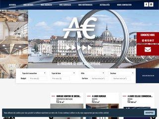 Atlantique Expansion : annonces immobilières sur Nantes