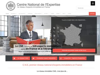 L'Expertise : réseau d'experts immobiliers